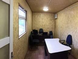 Продам офис/контейнер 40Ft/27 кв. м. срочно