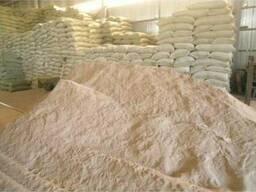 Продам отруби, пшеницу, лен, подсолнечник, ячмень, чечевицу