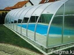 Продам Поликарбонат для изготовления павильона Бассейна - фото 4