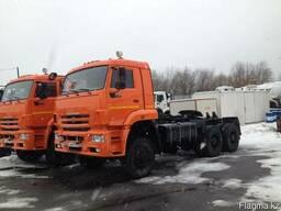 Продам Седельный тягач 6х6 КАМАЗ 65225-6114-43