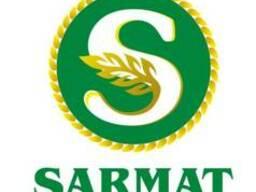 """Продам тоо с зарегистрированной торговой маркой """"sarmat""""."""