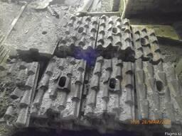 Продаются бронеплиты на цементные мельницы
