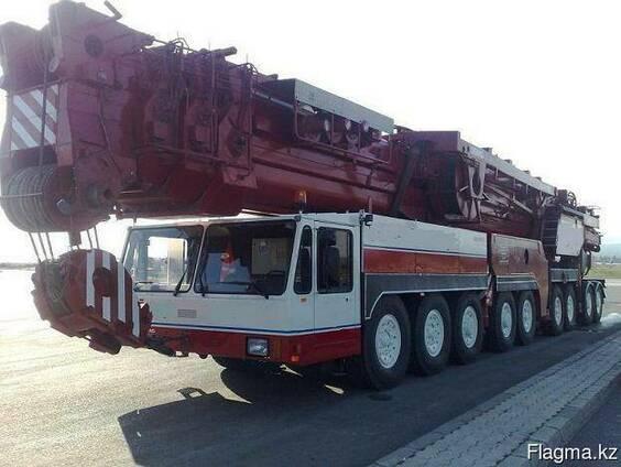 Продажа- аренда автокранов грузоподъемностью от 30 -500 тонн