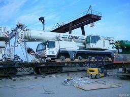 Продажа- аренда автокранов грузоподъемностью от 30 -500 тонн - фото 5