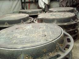 Продажа канализационных Люков в Алматы ,всех видов