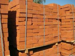 Продажа красного строительного кирпича