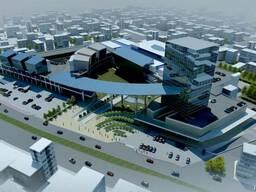 Проектирование административных и коммерческих зданий.