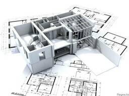 Проектирование домов и сооружений,Интерьеры 3д моделирование