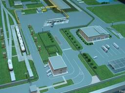 Проектирование и строительство баз хранения СУГ, ГНС.