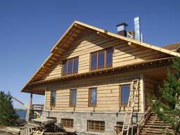 Проектирование, изготовление, строительство деревянных домов