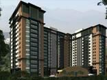 Проектирование многоэтажных жилых комплексов Алматы - фото 4
