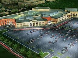 Проектирование торговых центров