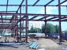 Проектирование зданий из металлоконструкций