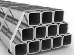 Профильная-квадратная труба из нержавеющей стали