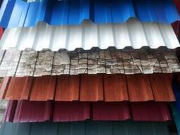 Профнастил окрашенный Глянец 0,45мм Корея