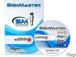 Программа Signmaster (Auto contour cut) для Авто. Оптич. Поз