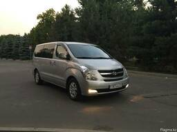 Прокат, аренда Hyundai Grantd Starex