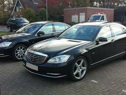 Прокат автомобиля Mersedes Benz S 550, W 221