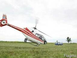 """Прокат. Компания """"7zvezd"""".Вертолет Colibri 120 B"""