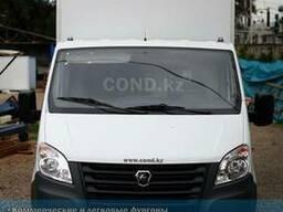 Промтоварный фургон Газель Next COND