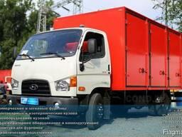 Промтоварный кузов с боковой загрузкой Hyundai HD78 COND