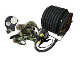 Противогаз шланговый «ПШ-2» (20м воздуховод)