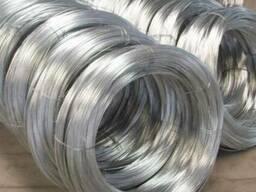 Проволока из железа никелированной стали