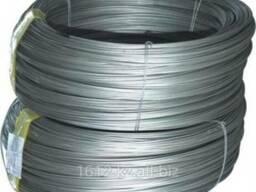 Проволока стальная термически обработанная (вязальная) ГОСТ