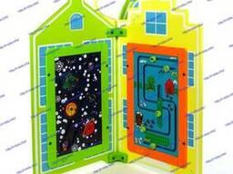 """R-KIDS: Детская игровая система """"Квадро"""" KIS-002"""