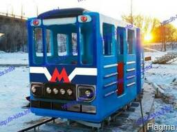 R-KIDS: Детский аттракцион железная дорога. KAP-007