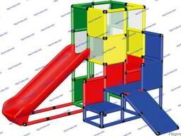 R-KIDS: Детский игровой комплекс для детей KDK-037