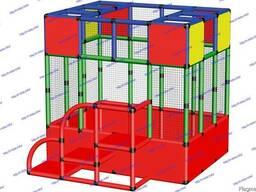 R-KIDS: Детский игровой комплекс для детей KDK-044