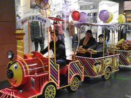 R-KIDS: Электрический безрельсовый поезд аттракцион для парк