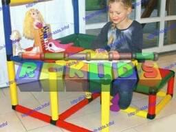 R-KIDS: Игровой набор детской мебели 5 в 1 KDM-004