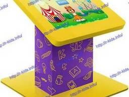 R-KIDS: Игровой сенсорный стол для детей KST-002