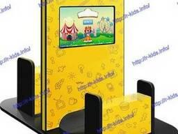 R-KIDS: Игровой сенсорный терминал для детей KST-006