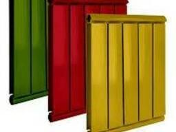 Радиаторы отопления любого цвета и размера!