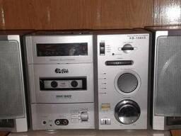 Радио Магнитофон акустическая система Hi-Fi - KB-1085S