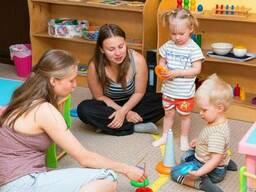 Раннее развитие детей от 1 года по методике Монтессори!