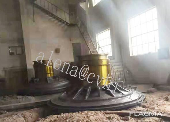 Разгрузочная и загрузочная крышка стенка Шаровой мельницы