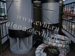 Разгрузочная воронка запчасти для Шаровой мельницы МШР МЦР