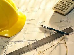 Разработка ПСД, проект, рабочий и технический проект, Эскиз