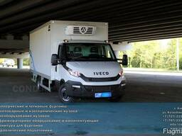Рефрижератор IVECO Daily 50C15 COND