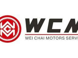 Ремонт дизельных двигателей Weichai