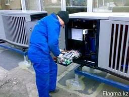 Ремонт и обслуживание магазинного холодильного оборудования