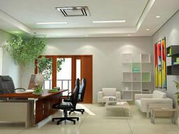 Ремонт офисов и кабинетов