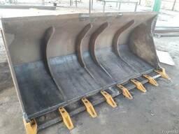 Ремонт реставрация ковшей экскаваторов