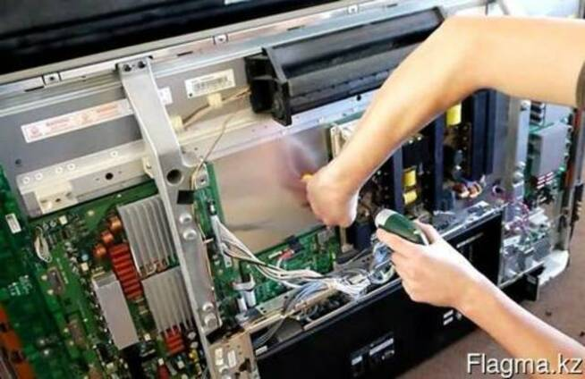 Ремонт телелевизоров, любой бытовой техники и оборудования