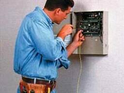 Ремонт видеонаблюдения, сигнализации, контроль доступа