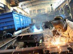 Ремонтируем грузовые вагоны по Казахстану и Узбекистану